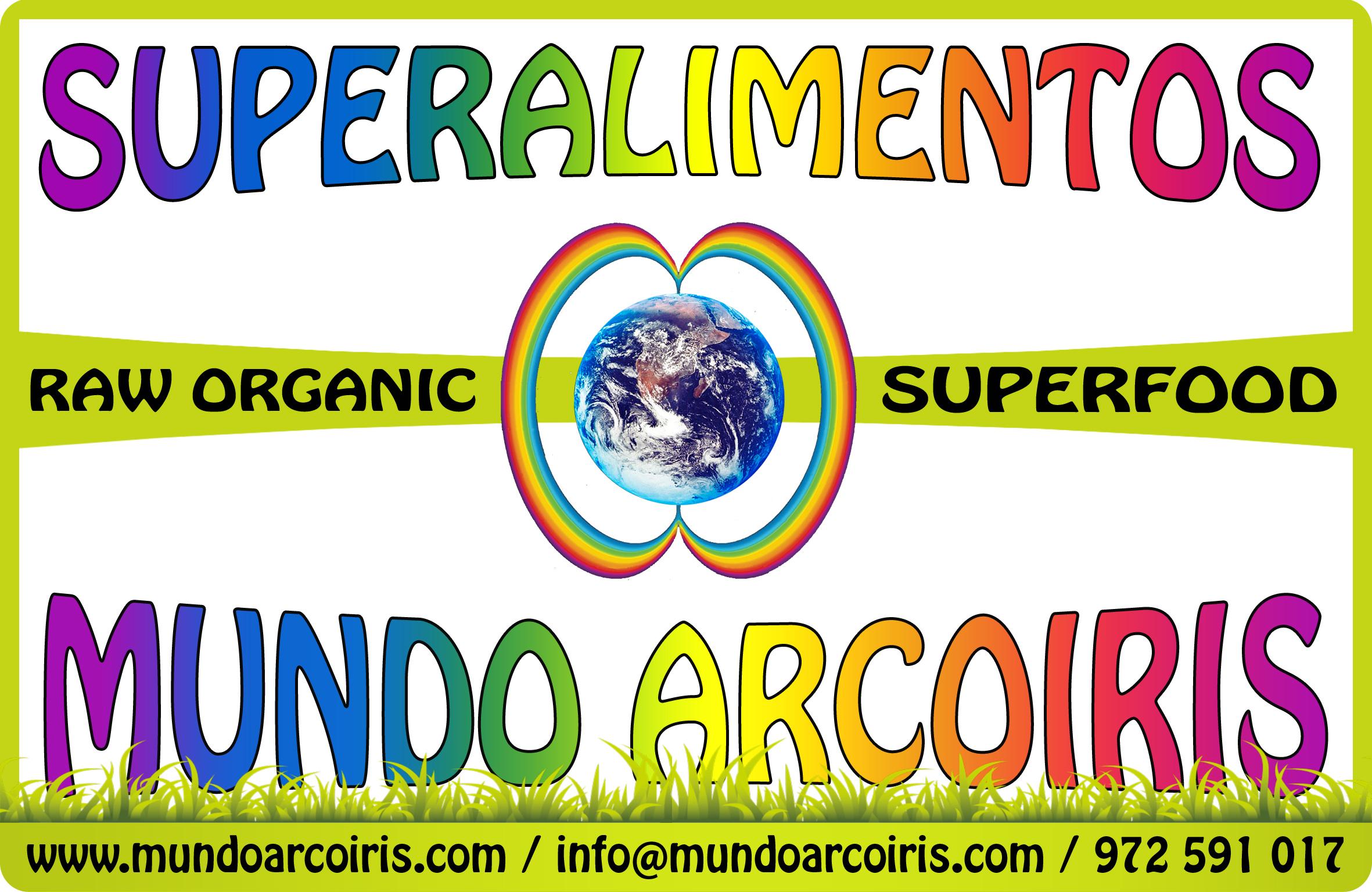 Los superalimentos de 'Mundo Arcoiris'
